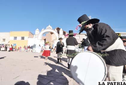 Saucarí celebra con todo su aniversario y fiesta patronal