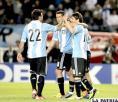 La selección argentina pretende mantener su mejor momento