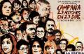Las 23 caras representan a cientos de periodistas cuya muerte se quedó en la impunidad (ifex.org)