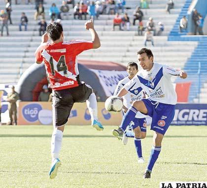Mario Ovando será titular en San José
