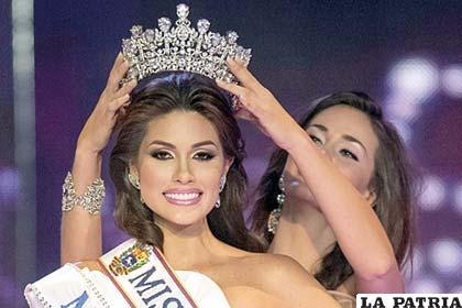 La mujer más bella del mundo es la venezolana Gabriela Isler