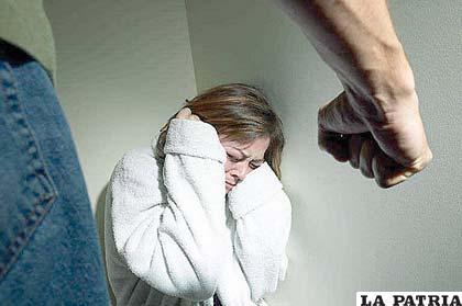 La violencia contra la mujer tiene cárcel