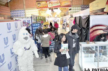 Expoteco abrió sus puertas a la población