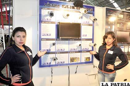 Tecnología de punta en seguridad electrónica de CAME SRL