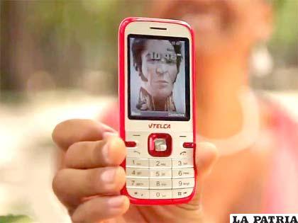 Maduro lanza nuevo teléfono  venezolano Vergatario III