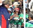 Niños del Oruro Ottawa sensibilizan sobre el cuidado del ecosistema