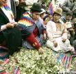 Mucha gente en Bolivia no sabe a dónde se destina la producción de coca