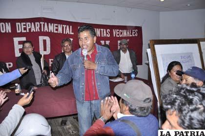 Vecinos aseguran que Oruro se encuentra rezagado en proyectos