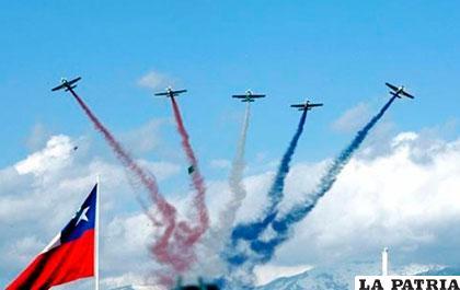 Anuncian que Chile usará su potencial bélico en maniobras militares en frontera /ANF