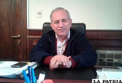 El vicepresidente del TSE, Antonio Costas, anunció auditoría al padrón biométrico /ANF