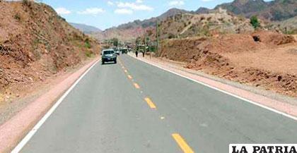 Un tramo del camino Cochabamba - Oruro estará cerrado en la mañana
