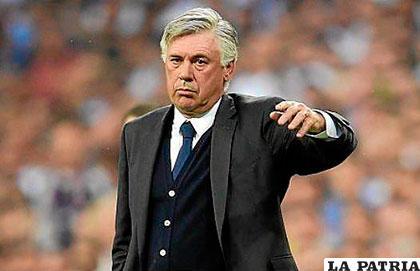 El italiano Carlo Ancelotti /estadiodeportivo.com