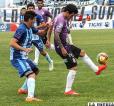 La acción del partido que se jugó en el IV Centenario /APG