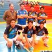 Los integrantes del equipo de Mariachi Arenal-Luz de Luna