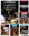 Conmoción mundial por  los atentados en París