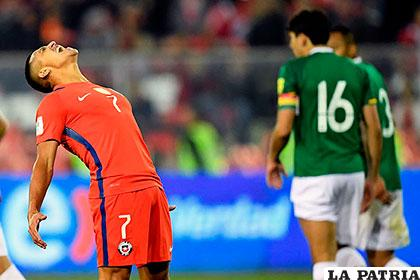 Chile empató con Bolivia 0-0, pero ahora ganó en mesa (3-0) /t13.cl