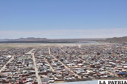 INE estima que para el 2020 Oruro tendrá más de medio millón de habitantes