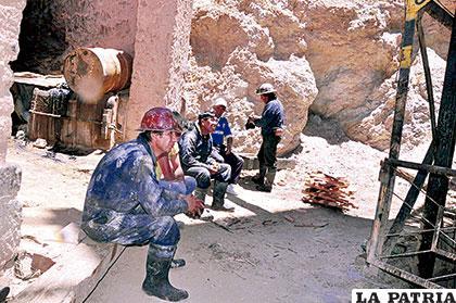 Los mineros cooperativistas esperan renegociar su futuro en alianza con el Gobierno