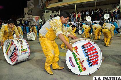 Bandas afiliadas a la Fedbampo celebran 15 años de creación