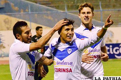 Luis Alí anotó dos goles para la victoria de San José