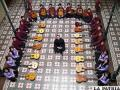Integrantes de la Orquesta de Guitarra del Conservatorio Plurinacional de Música /MARCOS PUÑA