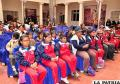 Más de 300 niños y niñas fueron  capacitados para ser