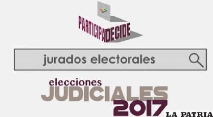 Jurados electorales podrán excusarse a sus funciones en seis situaciones