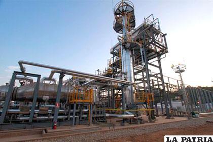 La exportación de gas se incrementó /Imagen ilustrativa