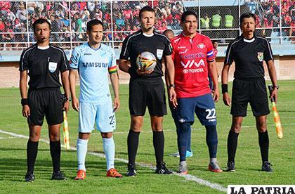 Roberto Mosquera no va más como técnico del Jorge Wilstermann