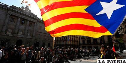 Escasa incidencia tuvo la huelga convocada por independentistas /aregion.es