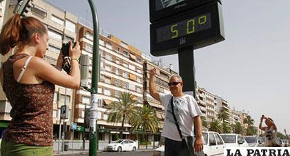 El período de 2013 a 2017 será el quinquenio más cálido jamás registrado