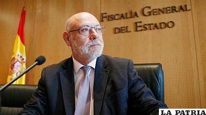 Murió en Buenos Aires el fiscal general de España, José Manuel Maza