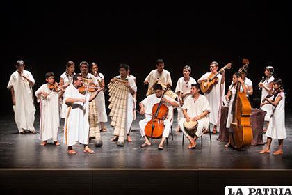 Ensemble Moxos llegará a Oruro /ensamblemoxos.wordpress.com