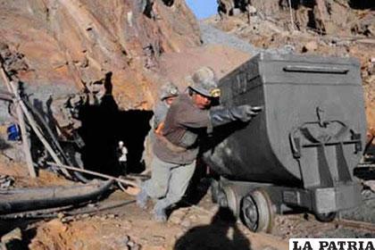Buen porcentaje de ingresos en regalías mineras