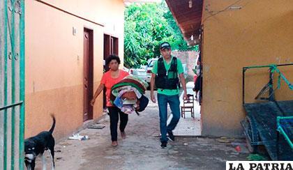La mujer fue remitida al penal de Palmasola