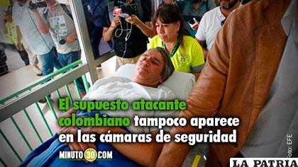 El día que el candidato chileno al senado supuestamente fue herido /Minuto.com