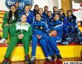 Oruro sometió a Yacuiba en el  nacional de básquetbol: 94-35