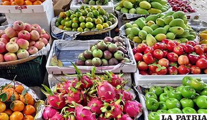 Las frutas en general, son ricas en vitaminas, sales minerales y antioxidantes /TVN-2.COM