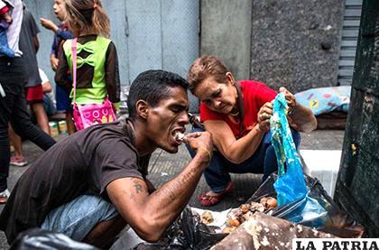 Crece el hambre en Latinoamérica impulsada por la crisis venezolana/ MALSALVAJE.COM