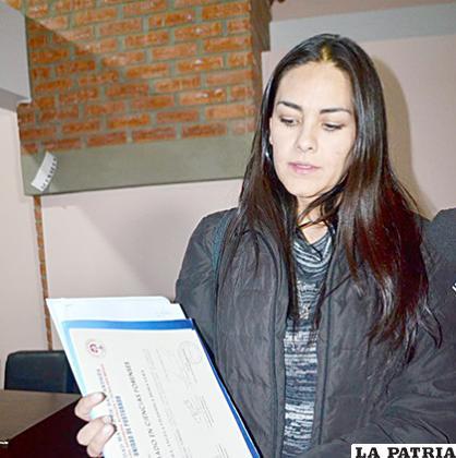 La forense es acusada de dar un informe errado /ELDIARIO.NET