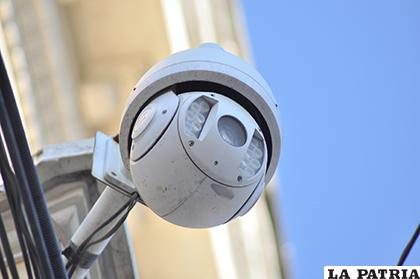 Oruro contará con un sistema de seguridad de última tecnología / LA PATRIA