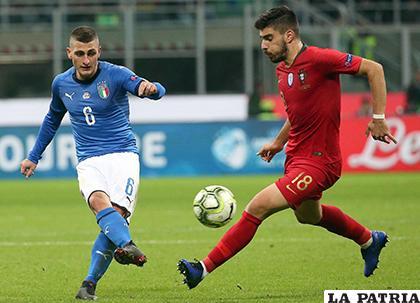 Italia no pudo de local, fue empate 0-0 con Portugal/ futbol.com