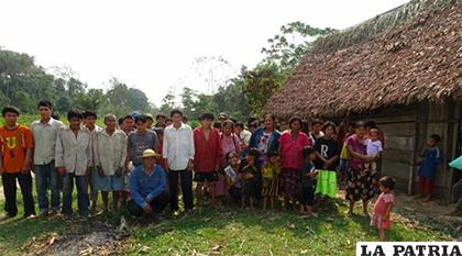 Indígenas del Bosque de Chimanes/ANF
