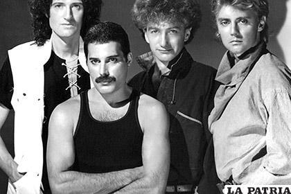 Integrantes de Queen/ LOS40.CO.CR
