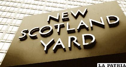 Scotland Yard busca disminuir los elevados índices de criminalidad en Londres