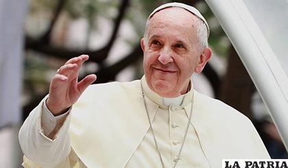 El Papa Francisco abogó por las mujeres y su rol en la Iglesia /DIARIOELTIEMPO.COM.VE