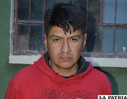Víctor Valderrama Coca tiene cargos en Sucre y se irá aprehendido /LA PATRIA