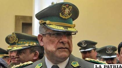 El general Faustino Mendoza