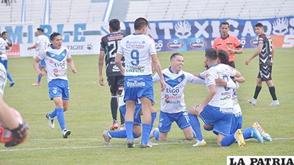 Los jugadores volverán a entrenar el próximo martes /Carla Herrera /LA PATRIA