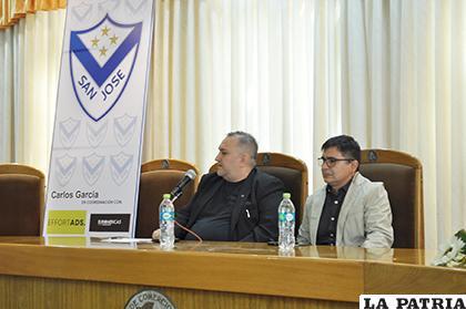 Carlos García en dos ocasiones anunció su intención de llegar a la presidencia /LA PATRIA /Archivo